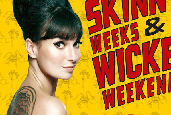 Skinny Weeks & Wicked Weekends